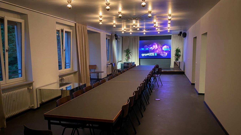 Lounge für Meetups und Events